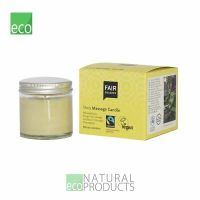 Fair Squared Natural Massage Candle Shea Butter 50ml