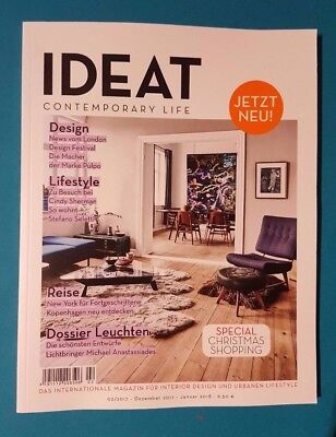 ideat Contemporary LIFE 02 dez.2017 - ENE 2018 SIN LEER 1a ABS. SUPERIOR