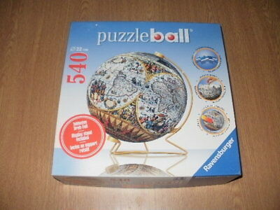 Puzzleball ancient world map 540 pieces excellent condition puzzleball ancient world map 540 pieces excellent condition gumiabroncs Choice Image