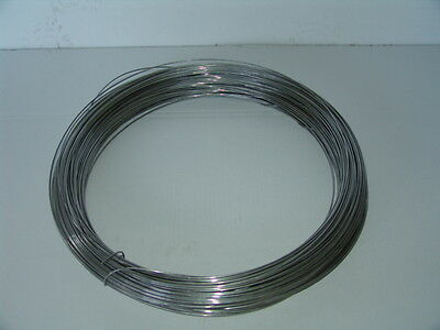 Stainless Steel V2A Bind Wire Tension 50 or 250 Meter 0,7mm - 3,0mm Strength