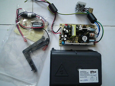 Fike Twinflex Pro power supply and spare parts bag