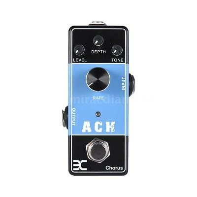 ENO EX Acoustic Guitar Effects Pedal Series ACH Chorus Effect Pedal NEW S6Y7