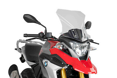 Puig Clear Tall Touring Windscreen BMW G310GS