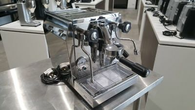 Pre-Owned ECM Rocket Giotto Semi Commercial Coffee Espresso Machine