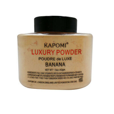 BANANA LUXURY POWDER SEALED POUDRE de LUXE.1.5OZ (42g)##