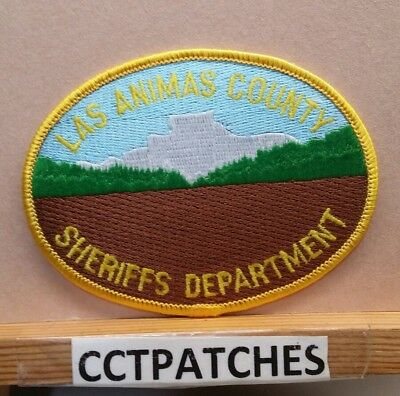 Las Animas County, Colorado Sheriff (Police) Shoulder Patch Co