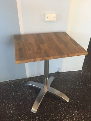 Cafe/ restaurant tables, timber top! *****