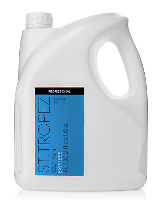 St.Tropez Express Bronzing Mist - 4L  - Professional Spray Tan Solution