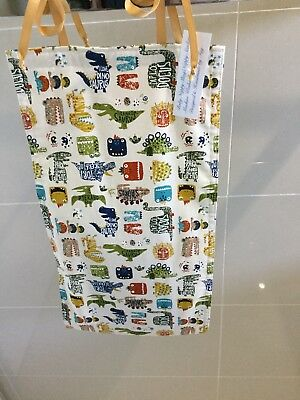 Baby Diaper Nappy Stacker, Creepies, Handmade, New