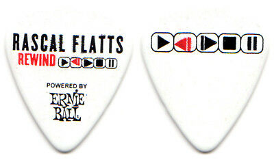 RASCAL FLATTS Tour Guitar Pick : 2014 Rewind Tour Ernie Ball