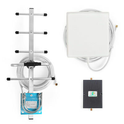 850MHz GSM 3G 4G Mobile Repeater Signal Extender Band 5 + Yagi Antenna Kit