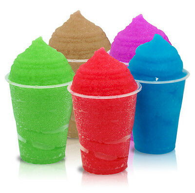 Slush Syrup Slushie Puppy 2x 500ml LEMON & LIME & STRAWBERRY or Pick flavours