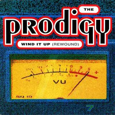 "12"": The Prodigy - Wind It Up (Rewound) - XL Recordings - XLT 39"