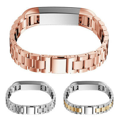 Watch Wristband Band Strap Bracelet For Fitbit Alta / Alta HR Stainless Metal