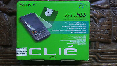 Sony CLIE PEG-TH55 PDA - Brand New in SEALED BOX