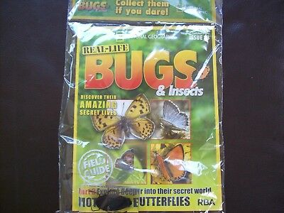 National Geographic Real-life Bugs & Insects magazine Issue 88