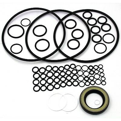 Komatsu Pc200 3 Pc200 5 Pc220 3pc220 5 Hydraulic Pump Seal Kit Main