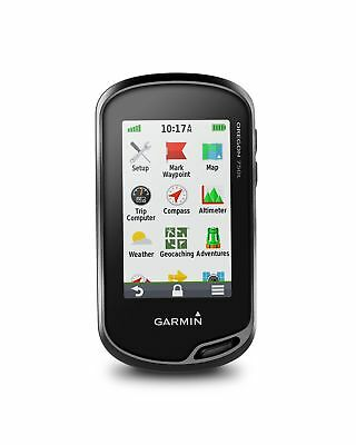 Garmin Oregon 750t GPS Outdoor Handheld with Built-in Wi-Fi, 8 MP Camera and ...