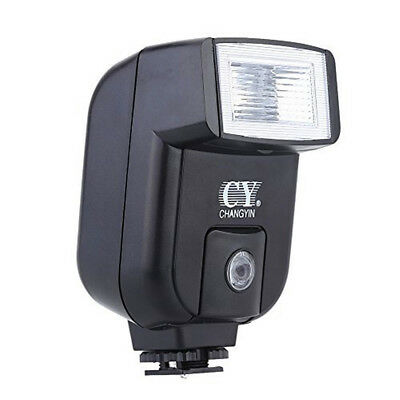 Universal mini Flash Light Hot Shoe Sync Port Digital Camera for Panasonic