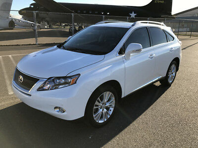 2012 Lexus RX 450h AWD Sport Utility 4-Door 2012 LEXUS RX 450h AWD, 60K MI, NAVIGATION, HEATED & COOLED SEATS, NEW TIRES!