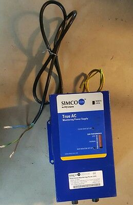 Used SIMCO 4010884 TRUE AC MONITORING POWER SUPPLY ACX4 230 VAC