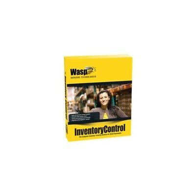 Wasp Barcode Technologies 633808342135 Wasp Platinum Partners Upg Inventory C...