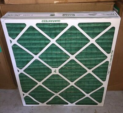 Camfil Farr 30/30 Merv 8 24x24x4 Industrial Commercial Air filter Qty 6 Case
