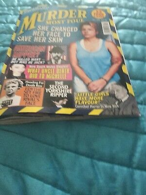 Murder Most Foul Magazine Number 108