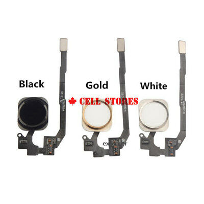 New OEM Home Button Flex Ribbon Cable Assembly for iPhone 5S ( No Touch ID )