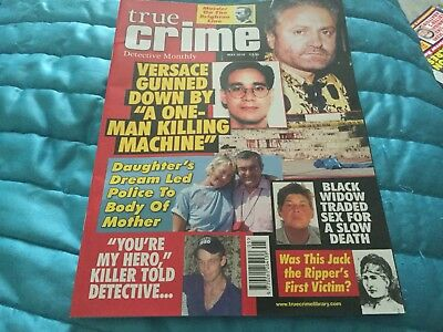 True Crime Detective Monthly May 2018 Issue