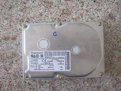 Hard drive for HP 16500C logicl analyzer