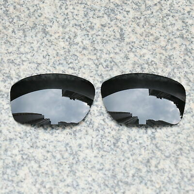 e2ff609bd42 RAWD POLARIZED STEALTH Black Replacement Lenses for-Oakley Fuel Cell ...