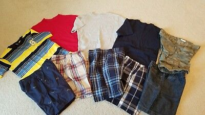 boys lot of size 6/7 shorts /shirts