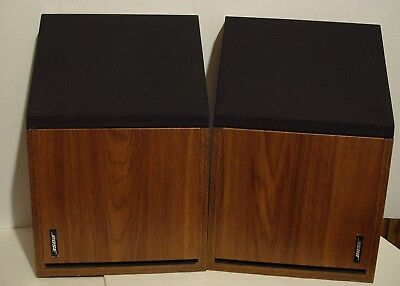 Bose 22 Direct Reflecting Bookshelf Speakers Matched Pair Left Right