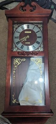 Vintage President Wall Clock Circa 1970 Brand New in Box