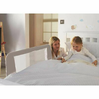 Noma Bed Rail Grey Baby Toddler Sleep Safety Security Guard Protection 94283