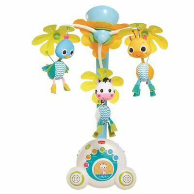Tiny Love Mobile Soothe'n Groove Safari 56.5x41.2x59.5 cm Musical Toy 33313037