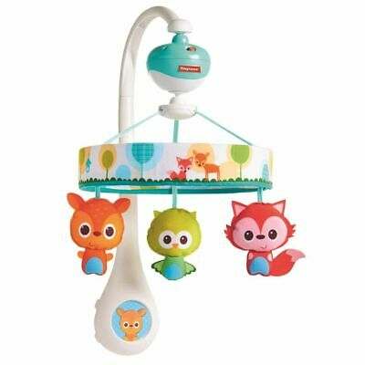 Tiny Love Mobile Tiny Friends 42x25x49.6 cm Baby Toddler Musical Toy 33313038