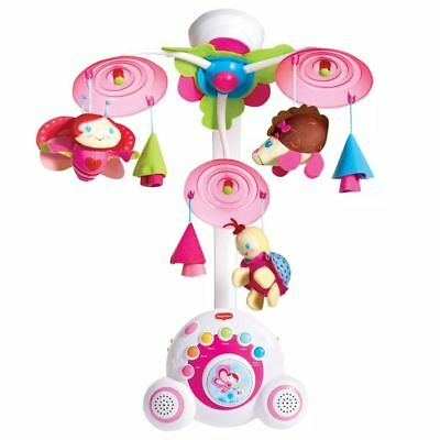 Tiny Love Mobile Soothe'n Groove Princess Baby Toddler Musical Toy 33313029