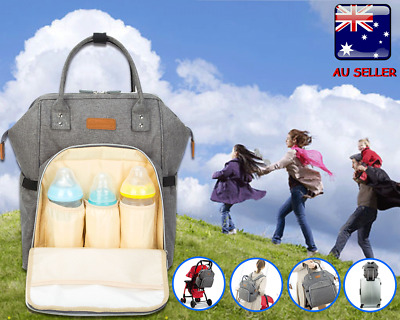 Multifunctional Large Baby Diaper Backpack Changing Waterproof Bags Mummy Nappy