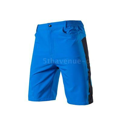 TOMSHOO Männer Baggy Radhose atmungsaktiv Lose Fit Outdoor Sports MTB K7R0