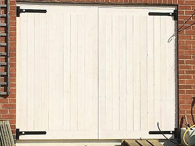 Wooden Garage Doors Made To Measure Hand Made Bespoke