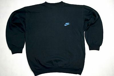 Nike Pullover Pulli Sweat Shirt Sweater Jumper Top Vintage Oldschool  90er 90s M