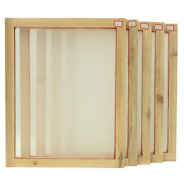 A3 Silk Stretcher Wooden Screen Printing Frames Fittings Art Printmaking 45x34.5