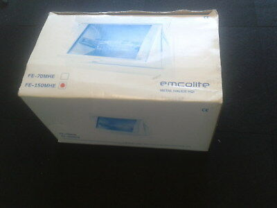 Emcolite Rectangle  Angle Retail Downlighter Metal Halide Hqi