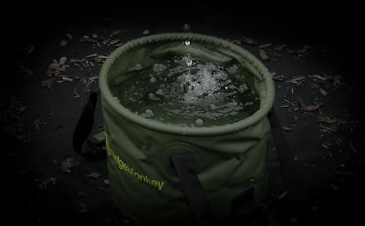 RidgeMonkey Collapsible Water Bucket 15 Litre