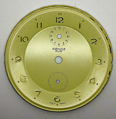 Vintage or Antique Mantel Clock Dials - Spare parts for Clockmakers