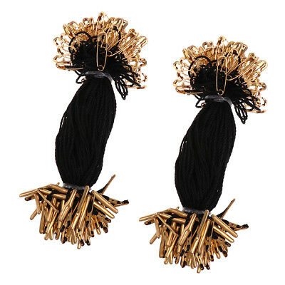200 Pcs Eco-friendly Cotton Tag Pin Fasteners for Toys and Shoes Bronze