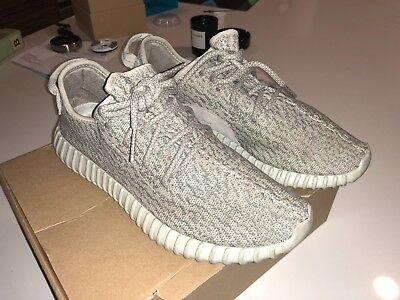 Authentic Yeezy 350 moonrock on foot Youths Shoes Buy 72