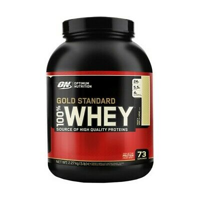 Optimum Nutrition 100% Whey Gold Standard 5 Lbs (2,27 Kg)